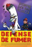 Defense de fumer by jypdesign