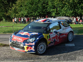 Citroen DS3 WRC by jypdesign