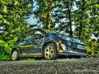 Twingo HDR by jypdesign