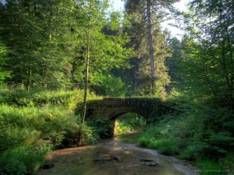 Pont de Malfosse by jypdesign
