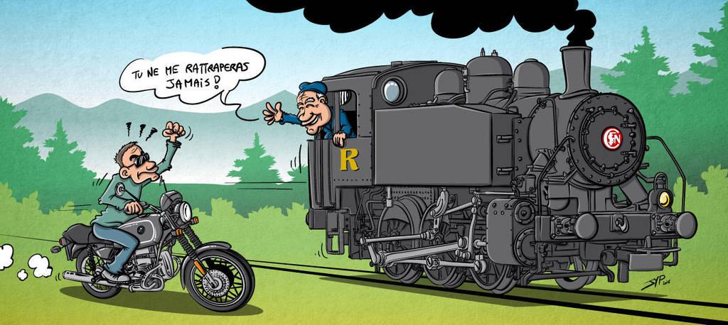 Locomotive by jypdesign