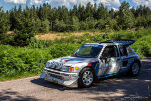 Peugeot 205 Turbo 16 by jypdesign