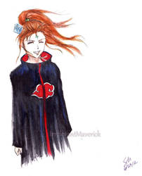 Akatsuki Jupiter by IrrelevantMaverick