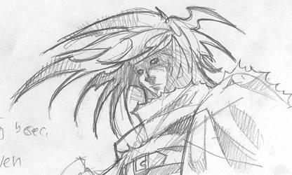 vincent doodle by haribon