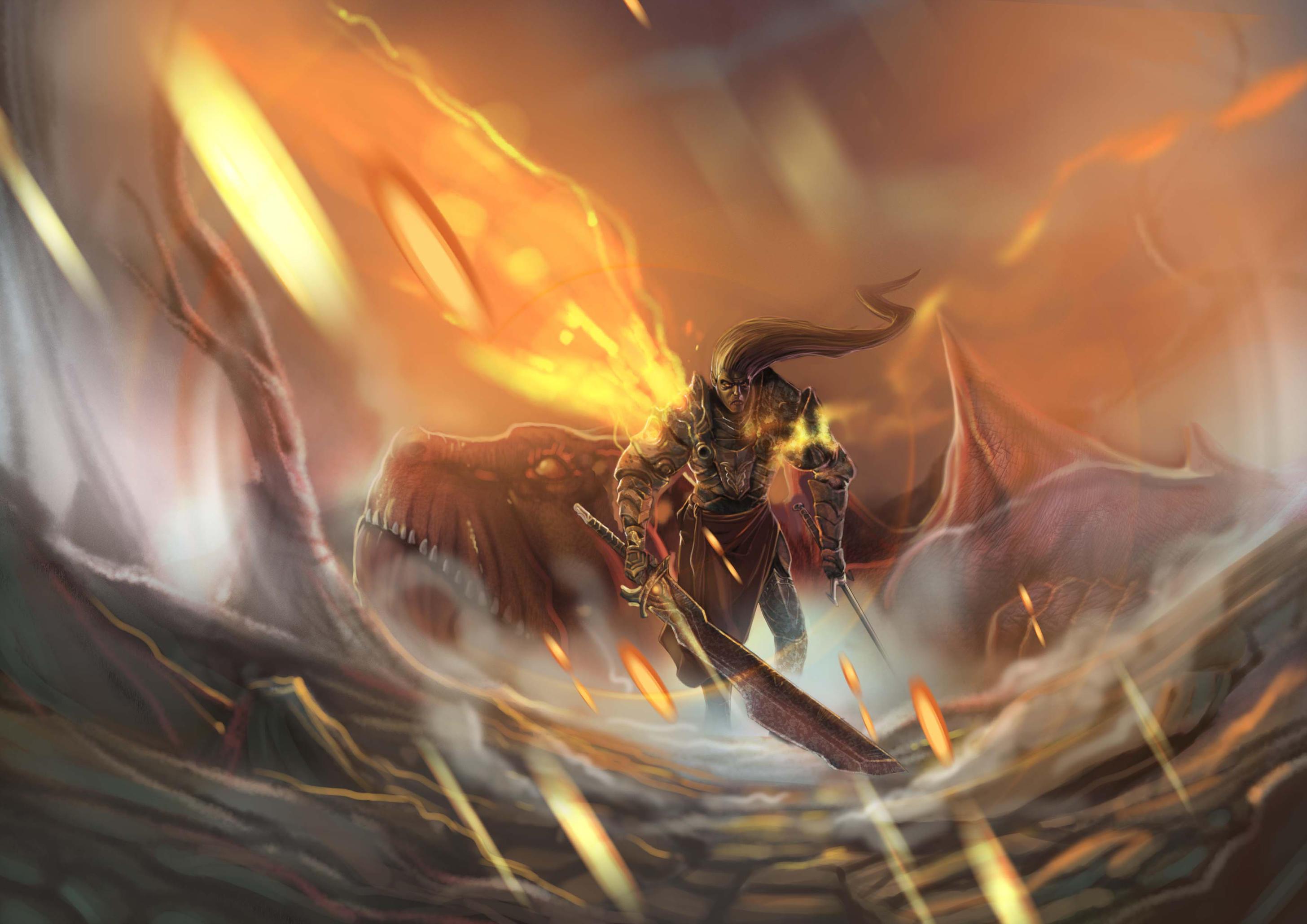 how to kill a dragon by haribon