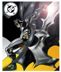 batman by haribon