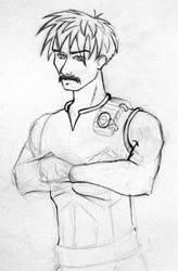 ReBoot: Movember by alswaiter
