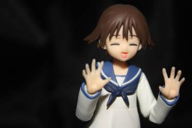Yoshika's Groping Hand by pseudologoi999