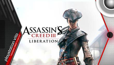 Assassins Creed 3 Liberation VitaWallpaper GS1n by djacura