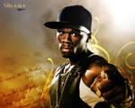 50 Cent wallpaper by eZekielNysa