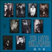 Exo Lotto Wallpaper Pack #2 by BeyzaT