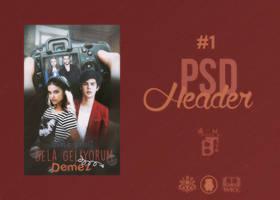 Bela Geliyorum Demez PSD Header #1 by BeyzaT