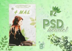 4 Mal PSD Header #2 by BeyzaT