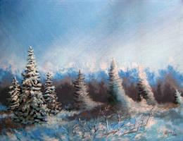 Three of eight by EvgenyAverin