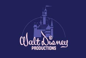 Walt Disney Productions Logo by Jarvisrama99