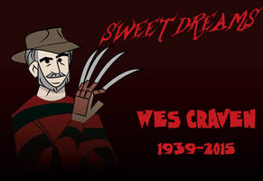 Wes Craven RIP by Jarvisrama99