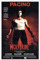 Al Pacino as Wolverine by Jarvisrama99