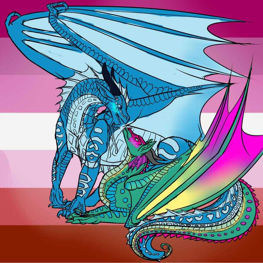 Namio artwork lesbian
