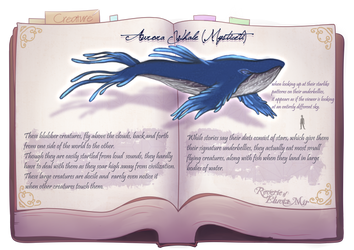 REM - Aurora Whale (Mysticeti) by Ridralee
