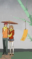 Comission: Love me by Houkou-no-Tsubasa