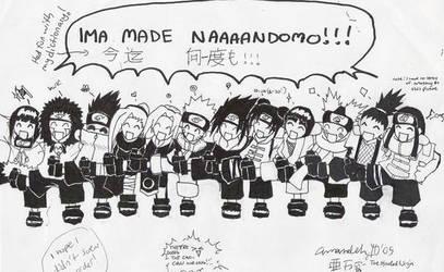 ima made nandomo chibi can-can by Manasurge