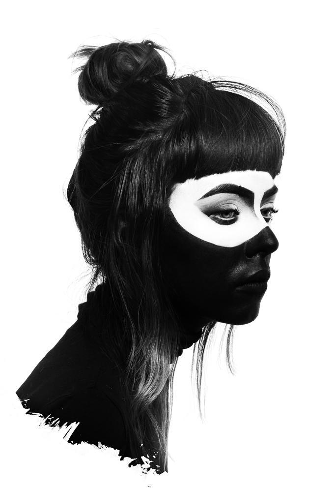 Blackandwhite #2 by marcinwuu