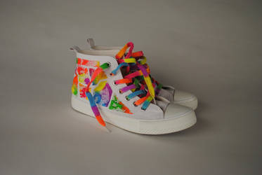 Sneaker design nr. 1 by 13-15-15-14-10-1