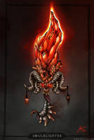 Diablo's Dagger : Soulblighter by Panperkin