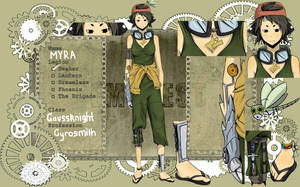 Myra's Reference Sheet by Winter-Wisp