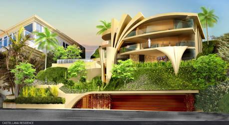Castellana Residence by VT-Arch