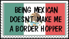 Mexicans -stamp- by xxkeikochanxx
