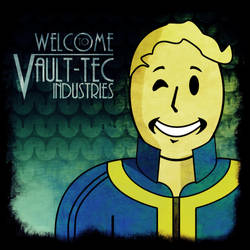 Welcome to Vault-Tec Industrie by ArcturianGhost