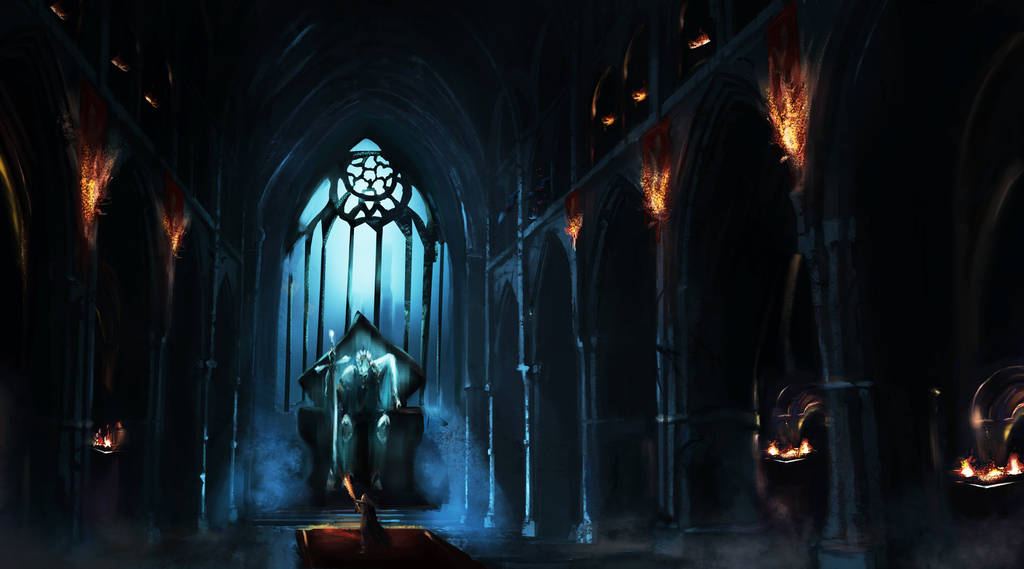 Kingdom under fire by xiiidropdead