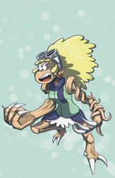 Mutant Leni Update by OasisCommander51
