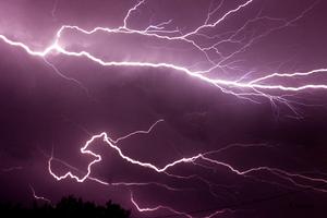 Lightning by Amarantheans