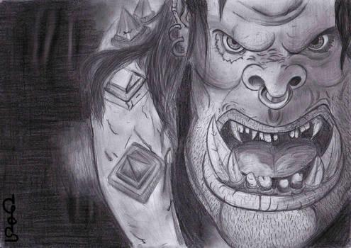 Warcraft 3 Fun Art by El1ot