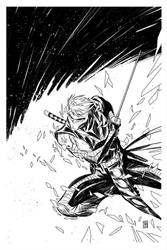 Ninjak! by KimJacinto