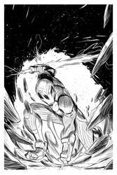 X-O Manowar fanart by KimJacinto