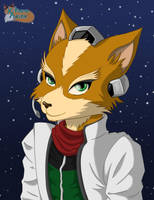 Fox McCloud by ToddHollow