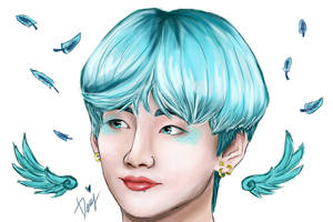 Tae-Tae by Deirdrecortini