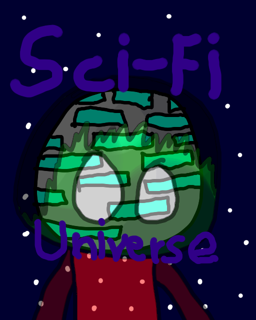 Sci-Fi Universe Cover by TheRedstoneVideos