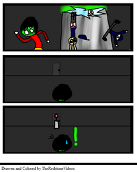 Sci-fi Universe Chapter 0 Page 2 by TheRedstoneVideos