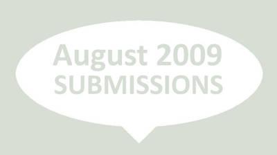 August 2009 by KittyCatCult
