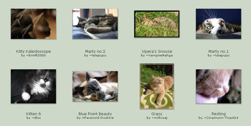 September 2 Submissions by KittyCatCult