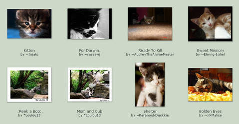 September 19 Submissions by KittyCatCult