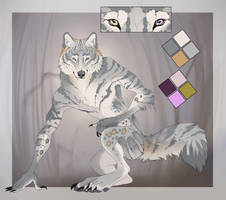 WereWolf auction {CLOSED} by Tytoz