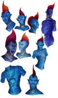 Marvel: Centaurians by Tytoz
