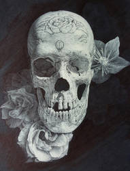 Dia de los Muertos by ChrisHerreraArt