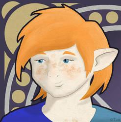 Older Character Concept by ForestTraveler
