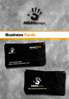 My new Business cards by mezoomar